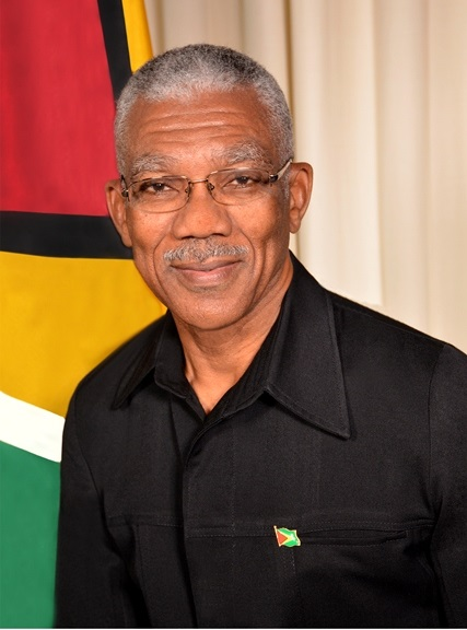 Guyana president-david-granger-profile 1