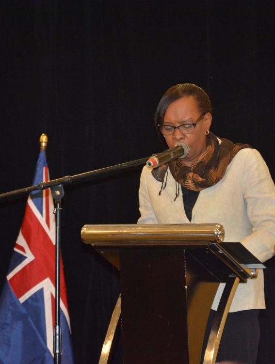 D.-hDr. Philomen Harrison, Director, Regional Statistics, CARICOM Secretariat