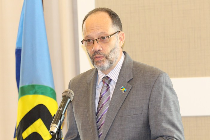 Secretary-General of the Caribbean Community, Ambassador Irwin LaRocque