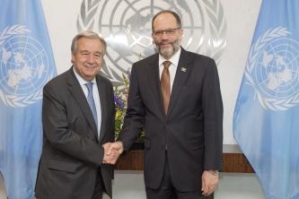 CARICOM Secretary-General pushes development issues at UN