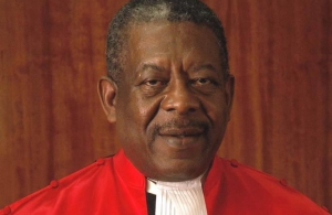 Rt hon sir charles michael dennis byron president caribbean court of justice