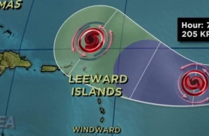 Irma leewards