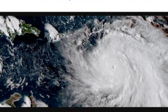 Hurricane Maria pummels Caribbean island of Dominica as Virgin Islands, Puerto Rico brace for impact