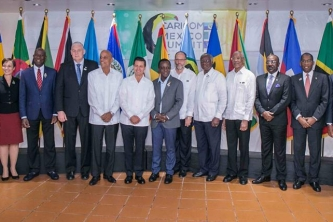 CARICOM-Mexico Summit: Joint Declaration