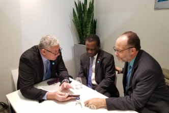 CARICOM eyes key outcomes from UN climate change talks