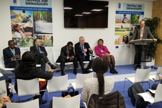 CARICOM and UNDP share a side-event at COP 23