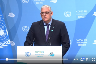 Help SIDS to help themselves – PM Chastanet issues call at COP23