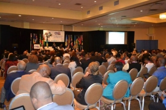 Bahamas PM warns region at great risk of climate change