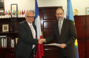 Caricom france-accreditation