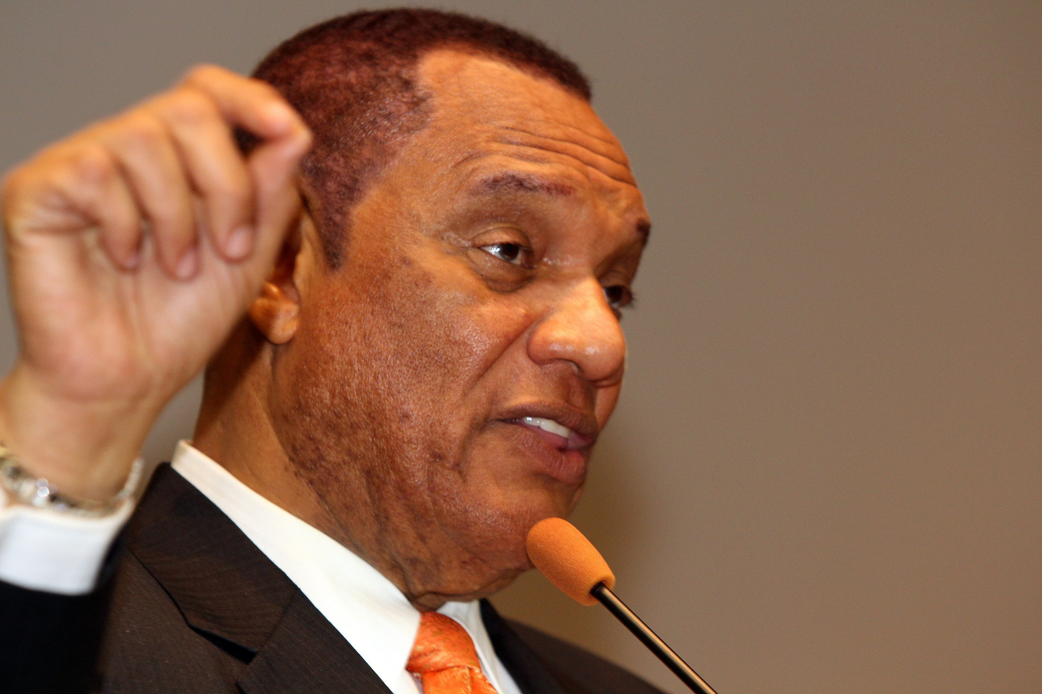 CARICOM Chairman, Prime Minister of The Bahamas, Rt. Hon. Perry Christie