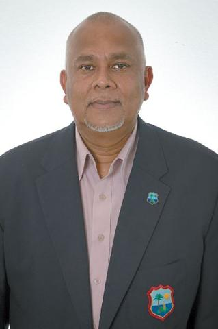 Azim Bassarath,President of the T&T Cricket Board (TTCB) and West Indies Cricket Board (WICB) director