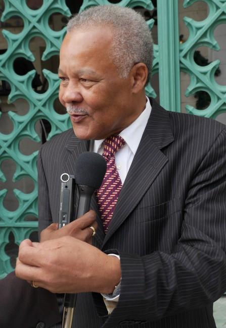 Former Prime Minister of Barbados, Owen Arthur (Photo via Barbados Today)
