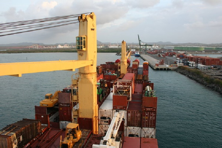 The Caribbean share in global trade fell from three per cent in the 1970s to nearly a quarter per cent in 2012.  (Photo courtesy caribbean360.com))