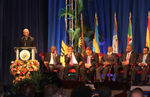Brigadier David Granger, MSS President of the Cooperative Republic of Guyana