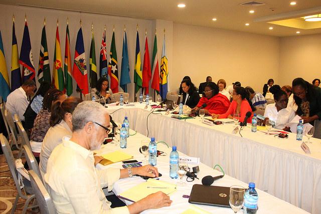 Regioanl Cultural Committee Meting in Haiti