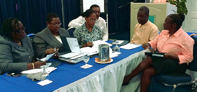 UN Women and the CARICOM Secretariat are supporting the piloting of the CARICOM Gender Equality Indicators Model with the final National Consultation concluding in Grenada. (Photo: UN Women/Isiuwa Iyahen)