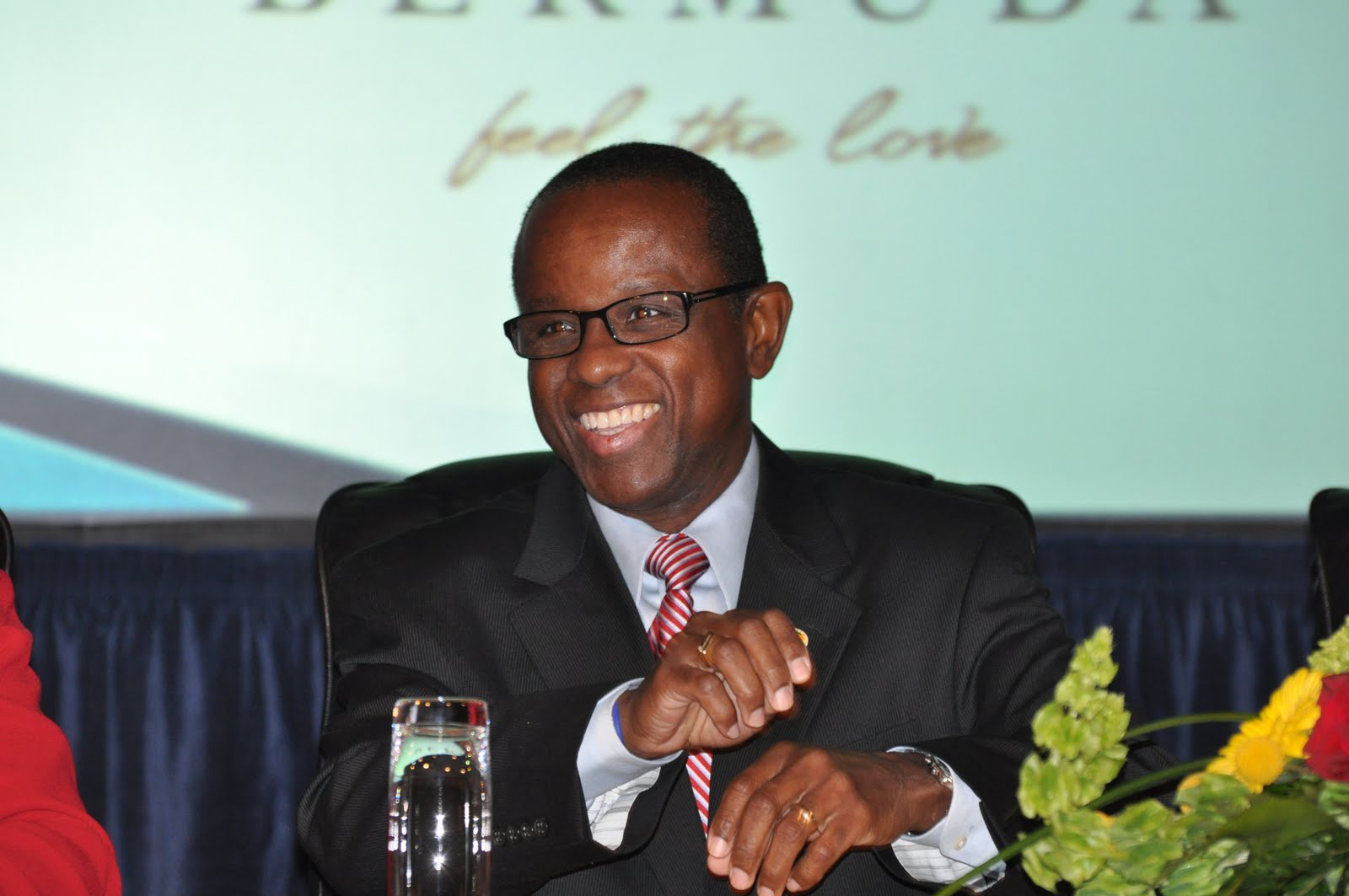 Secretary General of the Caribbean Tourism Organization (CTO) Hugh Riley