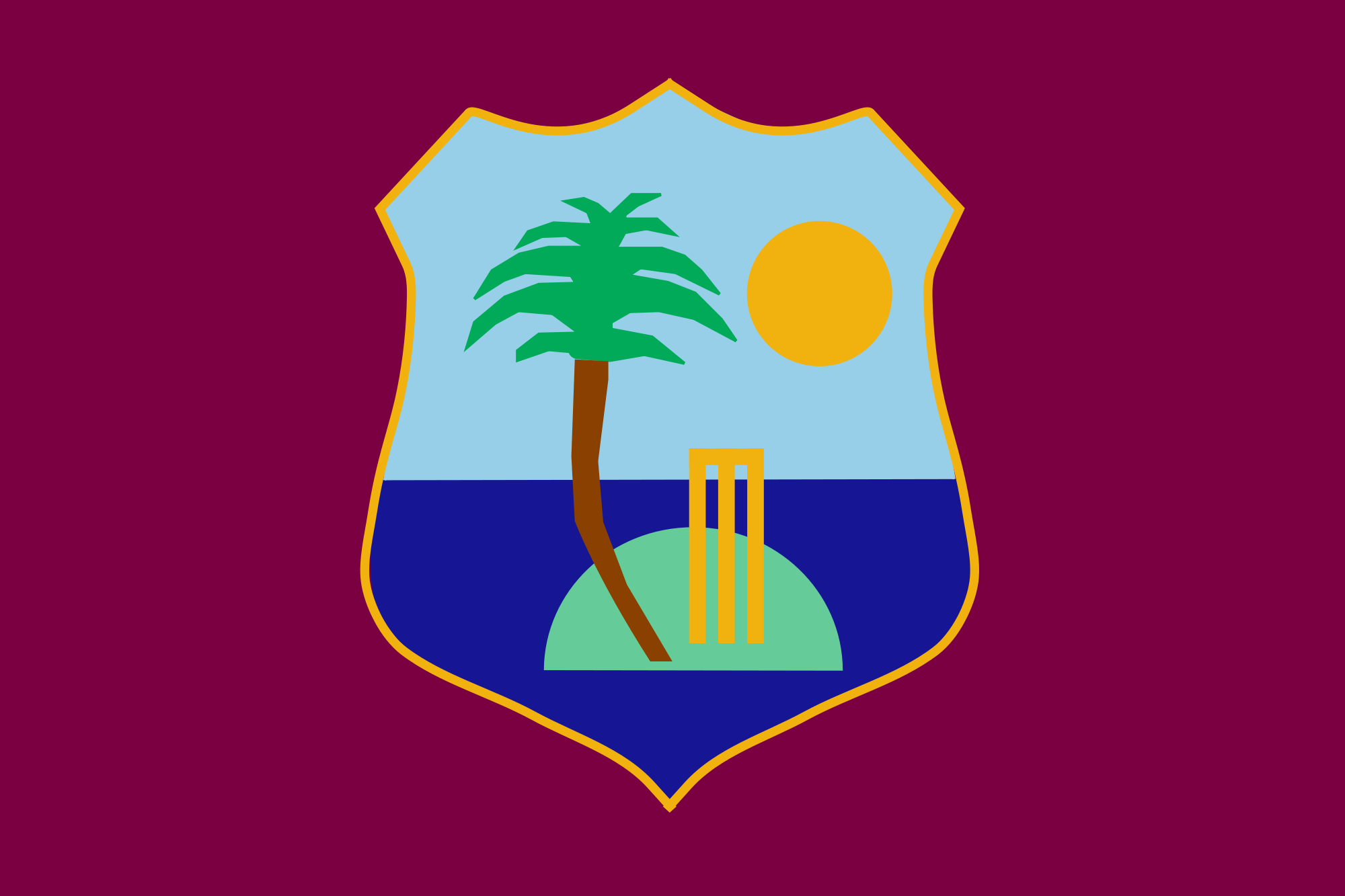 Flag Of The WICB