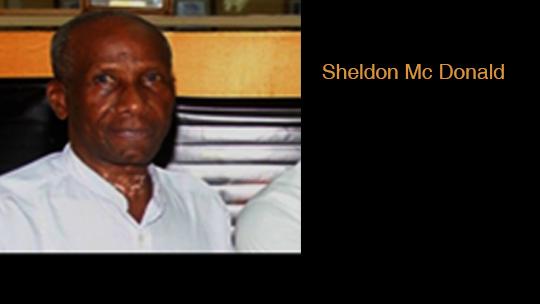 Sheldon McDonald