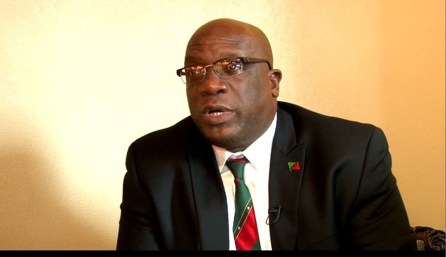 Prime Minister of St. Kitts and Nevis, Dr. the Hon. Timothy Harris
