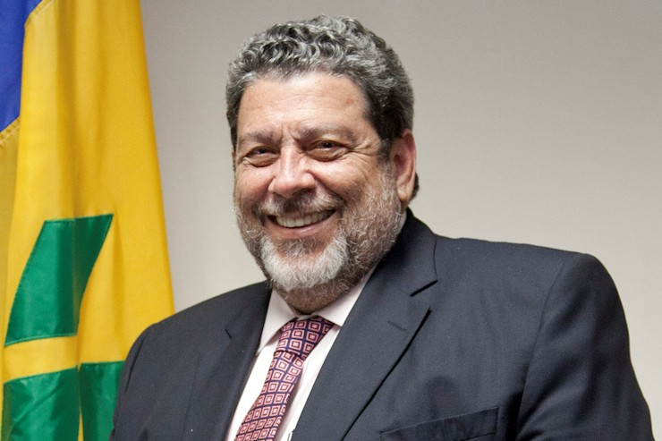 Dr. the Hon. Ralph Gonsalves, Prime Minister of St Vincent and the Grenadines