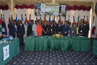 Region's tax administrators meeting in Guyana-to make proposals for effective tax management