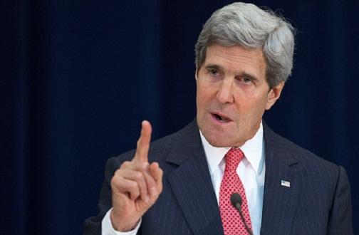 US Secretary of State John Kerry (File photo)