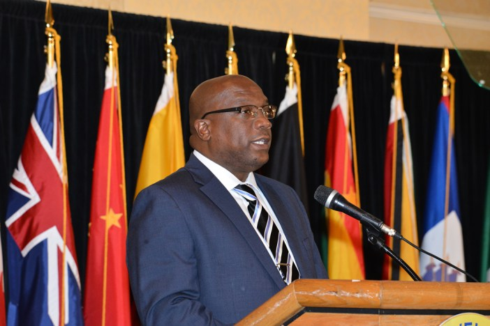 Dr. the Hon. Timothy Harris, Prime Minister of St Kitts and Nevis