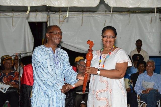 Guyana's Reparations Youth Rally, 20 May, 2016