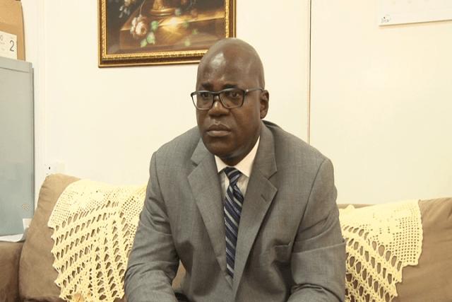 Chief Education Officer of Guyana, Olato Sam (Photograph via Government Information Agency)
