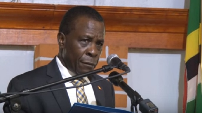 Dr. the Right Honourable Keith Mitchell Prime Minister of Grenada