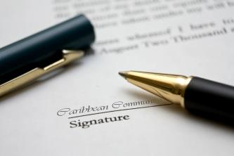 CARICOM and ILO Sign Significant MOU