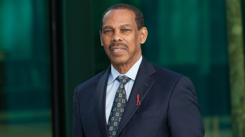 Secretary-General Special Envoy for HIV in the Caribbean, Dr Edward Greene