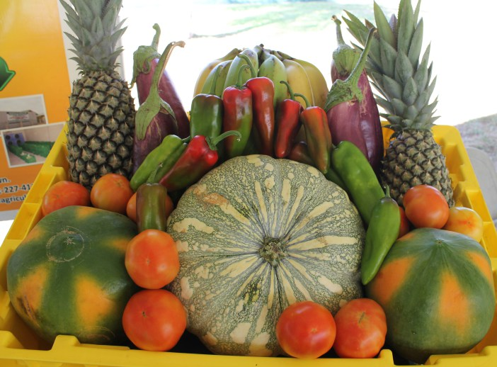Agricultural-produce