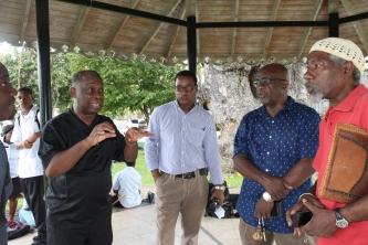 Youth Forum, Reparations Baton Relay and Rally head to Saint Lucia