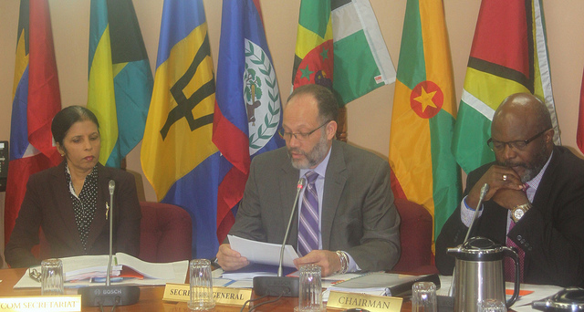 solving crime in the caricom country Caricom test 1 use of a variety of currencies by caricom countries give two reasons why caricom heads should make solving crime a priority and suggest.