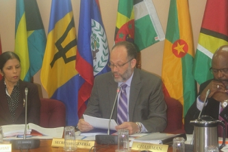 CARICOM's work in crime and security more urgent  - CARICOM SG to Security Ministers