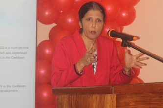 CARICOM Deputy Secretary General optimistic about fight against HIV/AIDS virus