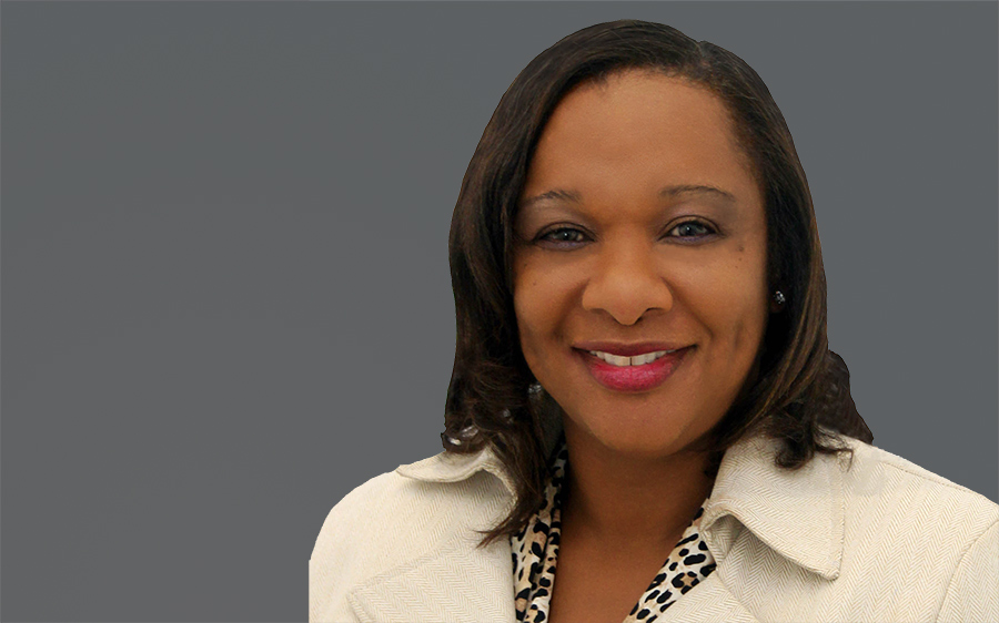 Leader of the People's Democratic Movement (PDM), Sharlene Cartwright-Robinson