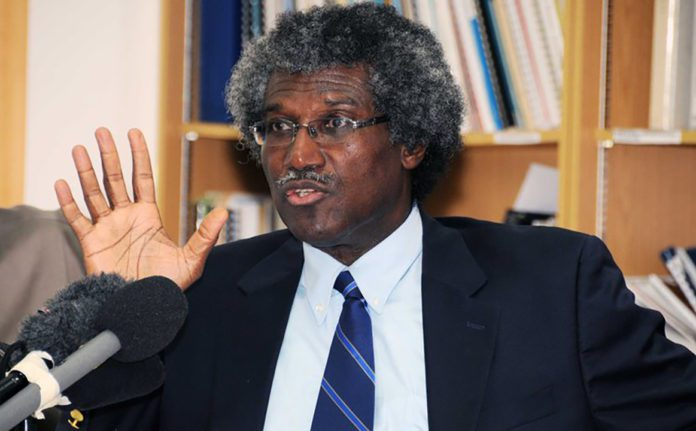 ormer Governor of the Eastern Caribbean Central Bank (ECCB) Sir Dwight Venner.
