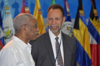 """CARICOM needs CELAC to help protect our countries …"" President Granger"