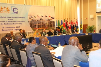 Regional Heads call for urgent meeting of COTED to address air transport issues