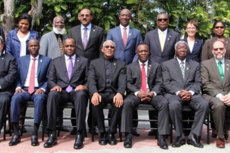 CARICOM Heads to champion ECWECC initiative: Violence against women and women's and children's health are priority interventions