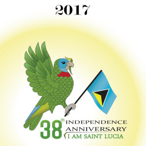 St lucia 38 independence