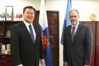 Finland signals interest in CARICOM's bio-energy