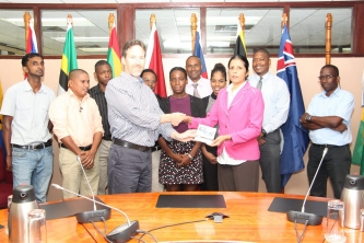 CARICOM Secretariat moving to become Region's model in energy efficiency