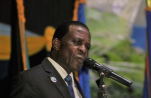 Grenada Prime Minister Dr. the Rt. Hon. Keith Mitchell