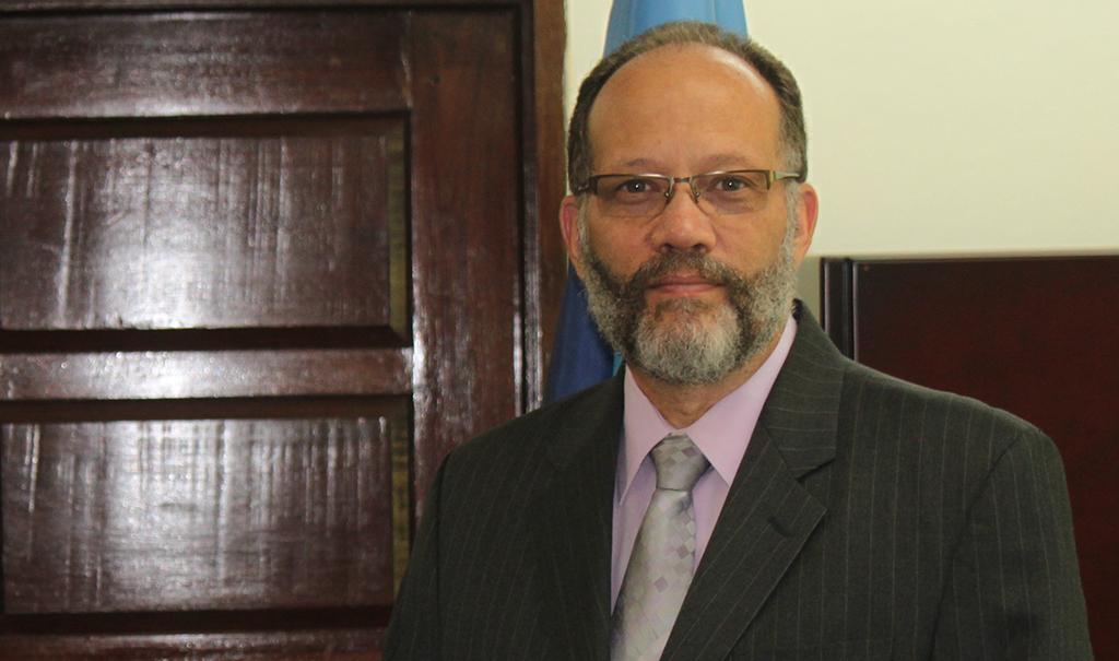 Secretary-General of the Caribbean Community (CARICOM), Ambassador Irwin LaRocque
