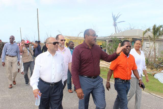 Delegation barbuda