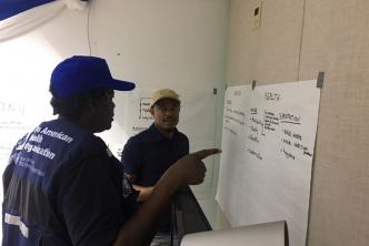 CARPHA Deploys Staff to Assist Hurricane-Devastated British Virgin Islands